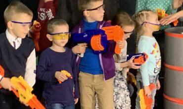 Лазертаг в Виннице от Funfox Lazertag - отдых для детей и взрослых